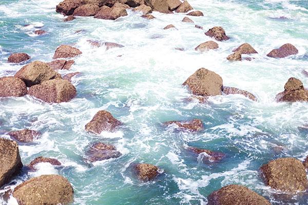 Imagen del mar para ajuste quiropráctico ONA